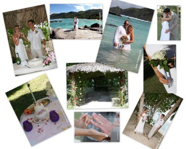 Seychelles Weddings Venue- Chalets Anse Forbans