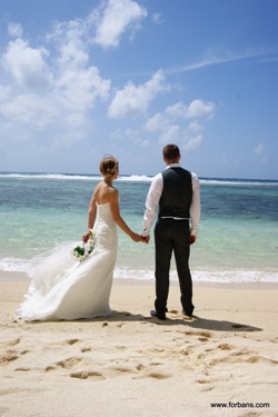 Seychelles Wedding Packages at Chalets Anse Forbans
